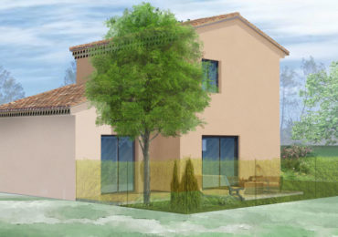 Villa 77 m² in secure residence just minutes from the centre of Uzès - Set Immo