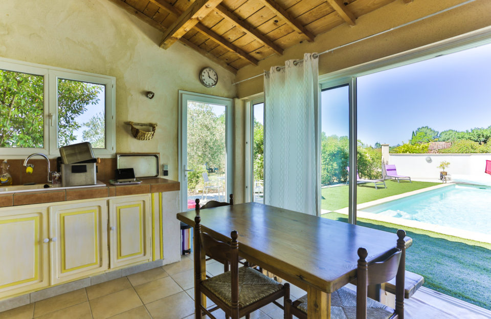 Villa contemporaine 160 m² St Christophe Lez Alès - Set Immo