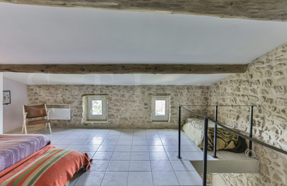 19th century farmhouse in Uzès. Over 246m² of living space in an idyllic environment - SeT Immo
