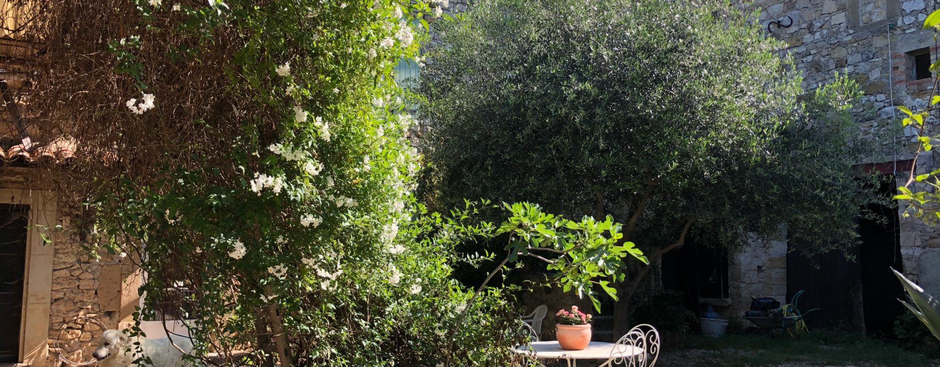 19th century farmhouse in Uzès. Over 246m² of living space in an idyllic environment
